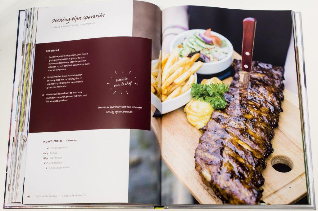 't Oale Bakkershoes, Kookboek Kijkje in de Keuken Food Photography Stefanie Spoelder