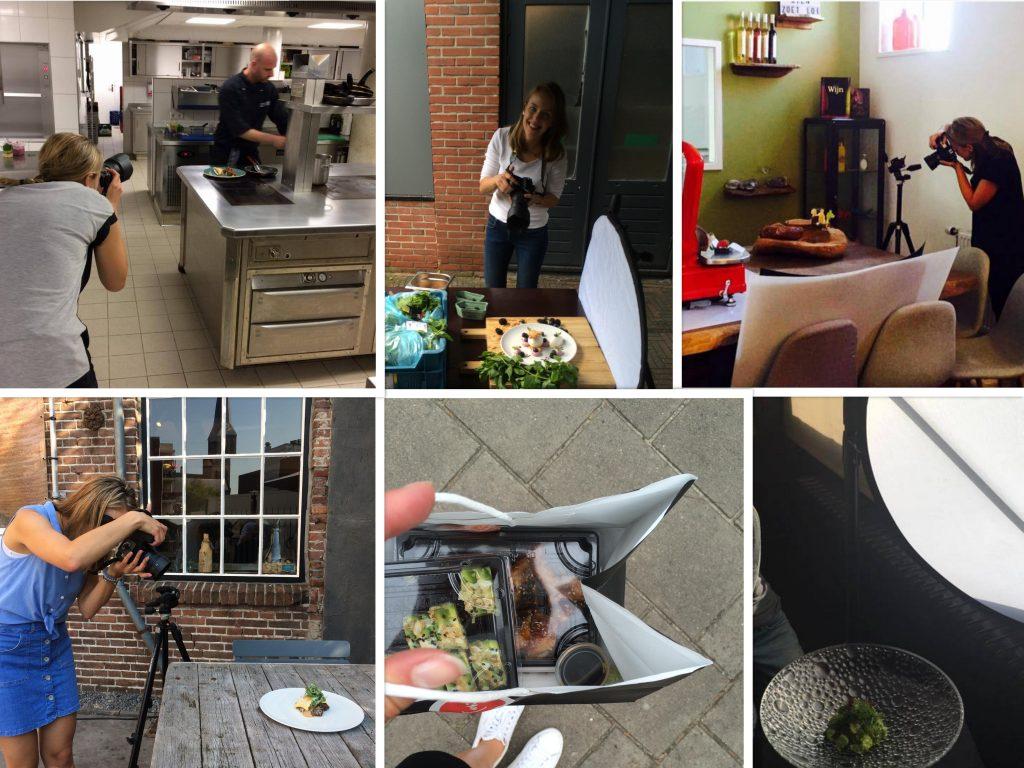 Ervaring Food Photography Stefanie Spoelder Kookboek Kijkje in de Keuken