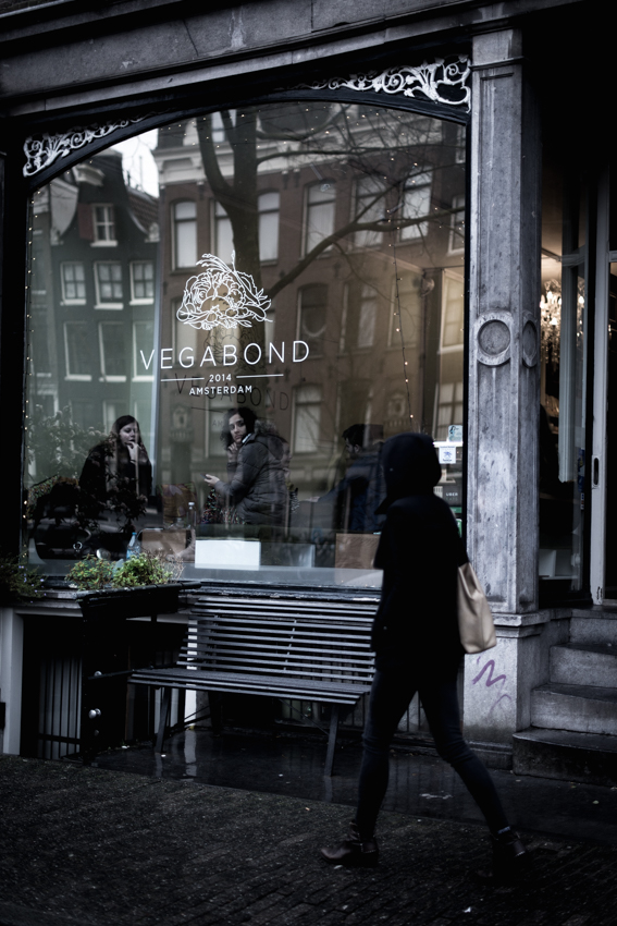 Amsterdam - Vegan - Vegabond - vegan lunchroom - vegan restaurant - plant based