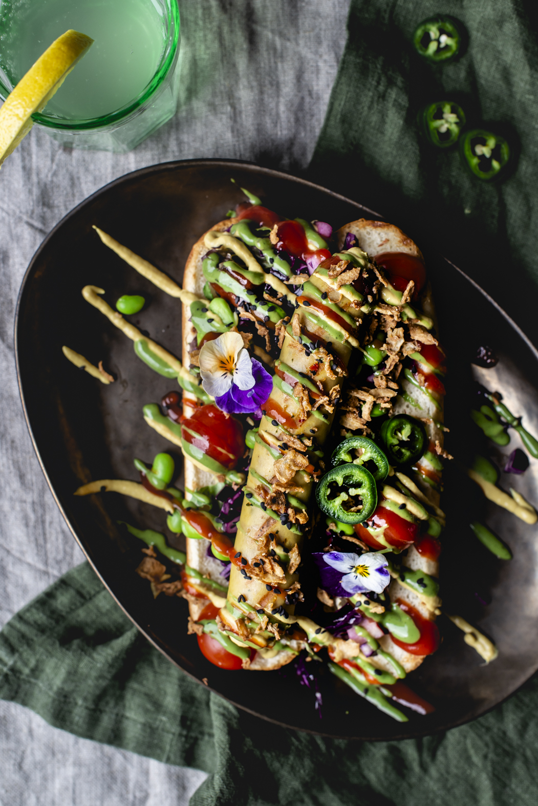 Van Doorn & Doorn- hot dog - Stefanie Spoelder Food Photography Overijssel Delden Twente Nederland