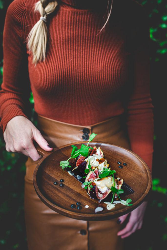 gerecht vegetarisch Kir-herfst Stefanie Spoelder Food Photography Foodfotografie foodfotograaf