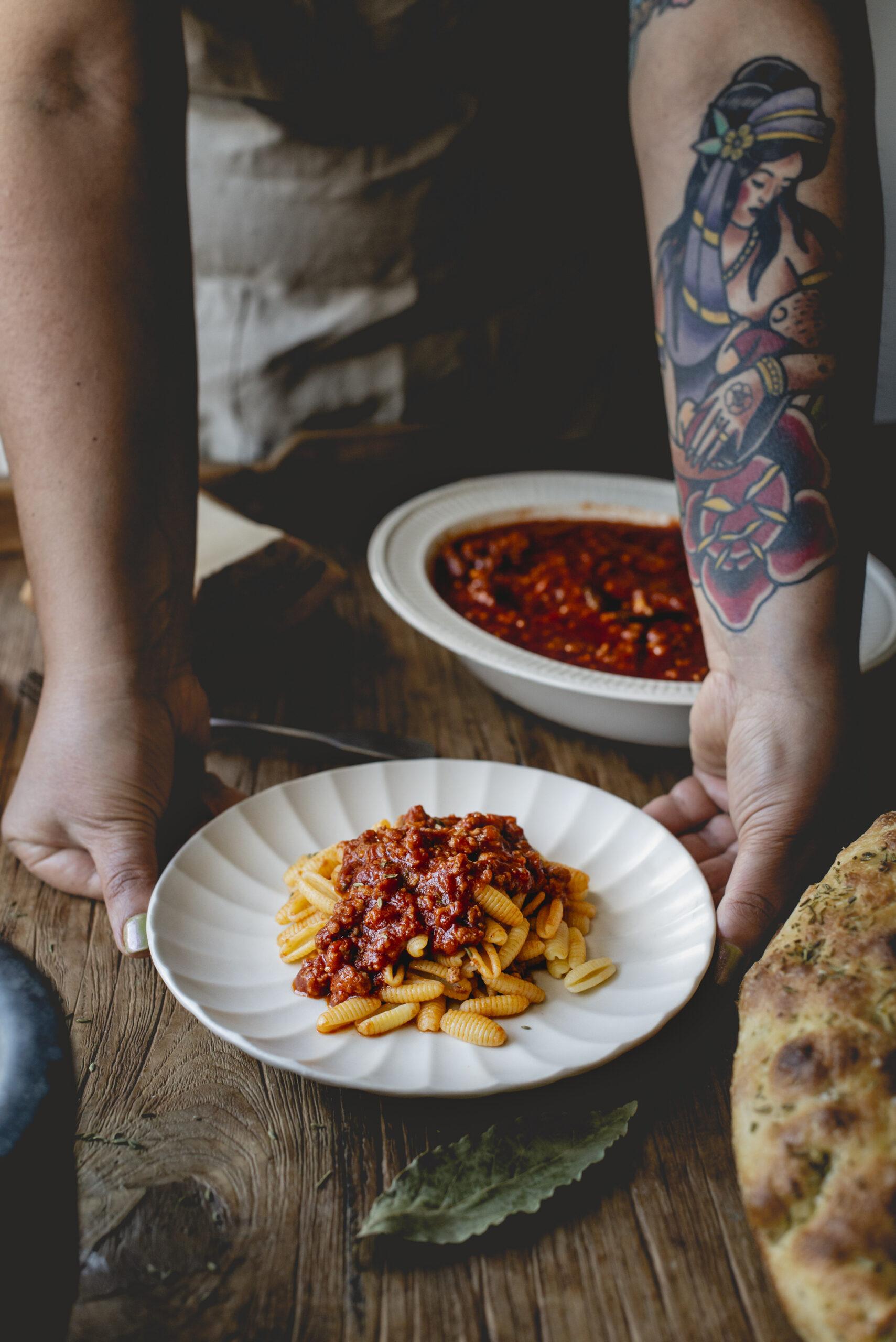 Ragu Puur Deliz Handboek kookboek foodfotograaf Stefanie Spoelder Silvia Tatti